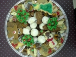 Cookie tray 2013