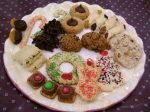 2012 Christmas cookies
