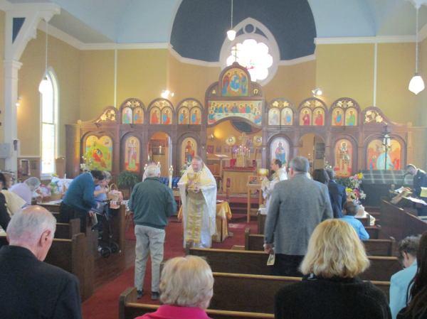 2016 Easter Divine Liturgy